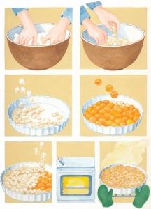 Aprikosenkuchen s. 2